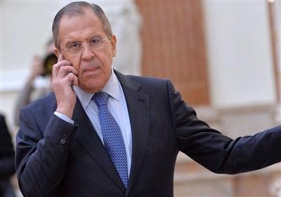 مذاکرات تلفنی لاوروف با وزرای خارجه فرانسه و آلمان