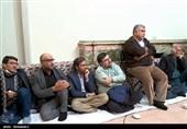 دیدار جمعی از بازیگران، کارگردانان و تهیهکنندگان سیما با رهبر معظم انقلاب