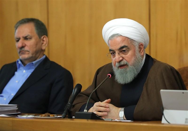 """روحانی: تنوع قومی و مذهبی """"موج زیبای تحرک"""" برای کشور است"""