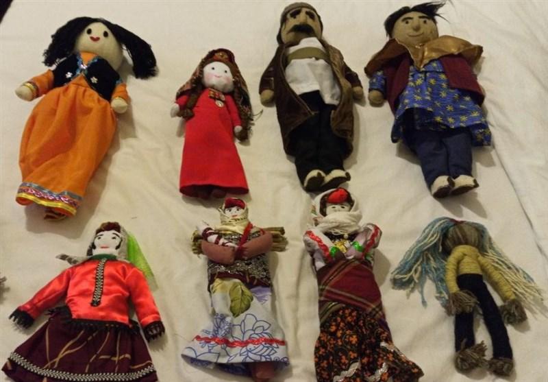 عروسکهایی که هویت ایران شدند/جزئیات ثبت عروسکهای بومی در میراث ملی ناملموس + تصاویر