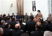 نظر امام خامنهای درباره ساخت ناوشکن سهند و زیردریایی فاتح