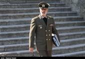 گزارش موشکی وزیر دفاع به هیئت دولت