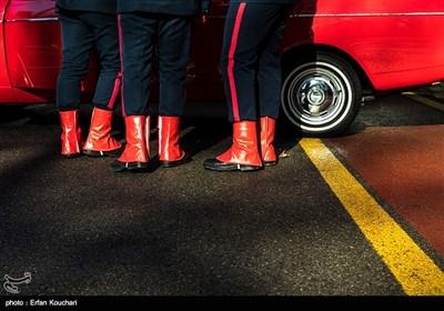 رالی تور شهری وسیلههای نقلیه تاریخی در تهران