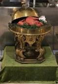 جزئیات آماده سازی آشپزخانه سلطنتی / آشپزخانه مخصوص پهلوی دوم و ملکه + تصویر