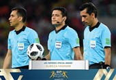 Special AFC Awards for Iranian Match Officials
