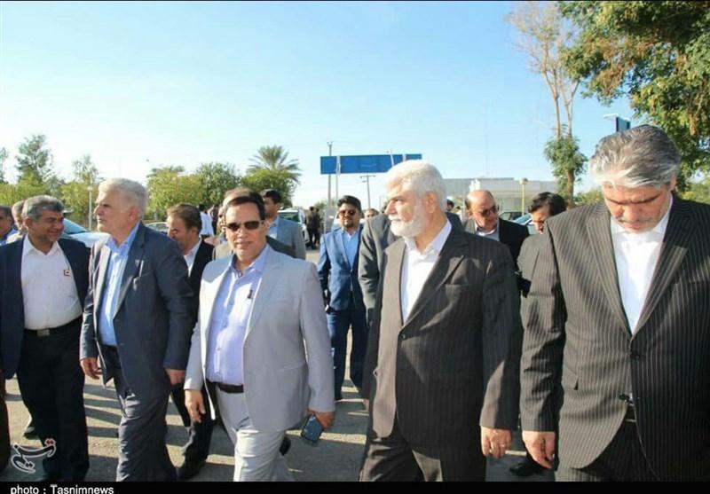 اعضای کمیسیون بهداشت مجلس از بیمارستانهای جنوب کرمان بازدید کردند