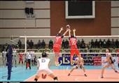 کار بزرگ تیم والیبال شهرداری تبریز در تهران