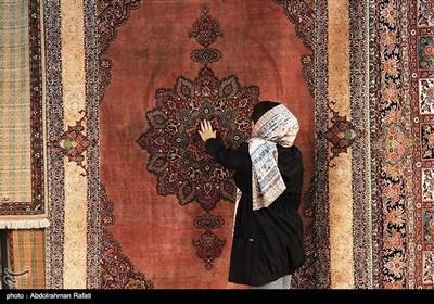 چهاردهمین نمایشگاه تخصصی فرش دستباف ایران-همدان