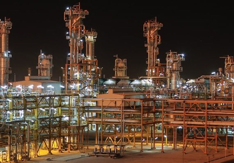 بوشهر| میزان فرآوری گاز در پالایشگاه فاز 13 پارس جنوبی به 2 میلیارد فوت مکعب رسید