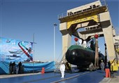 الحاق 2 فروند زیردریایی غدیر به ناوگان نیروی دریایی ارتش + عکس