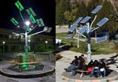 «درخت خورشیدی» مخترع اراکی ثبت رسمی شد