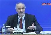 سوریه| تاکید بشار الجعفری بر مبارزه با تروریسم در ادلب