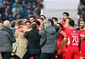 لیگ برتر فوتبال| پرسپولیس با ماشین از روی تراکتورسازی رد شد/ اصرار شجاعانه برانکو برای گل 3 امتیازی