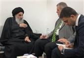 Ayetullah Sistani Kubis'le Görüştü
