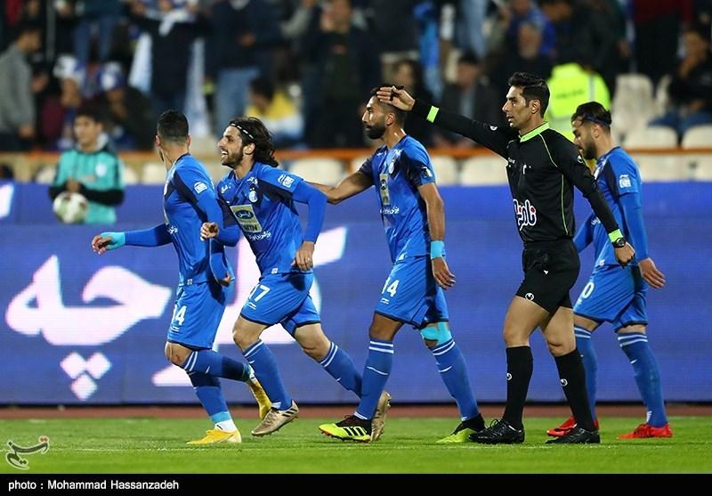 تیم منتخب هفته چهاردهم لیگ برتر فوتبال
