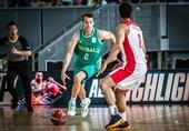 بسکتبال انتخابی جام جهانی| شکست ایران در خانه استرالیا/ شاگردان شاهینطبع سومین باخت را تجربه کردند