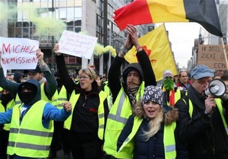 France braces for massive 'yellow vest' protests