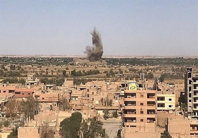 سوریه| وقوع انفجارمهیب در حومه حلب,