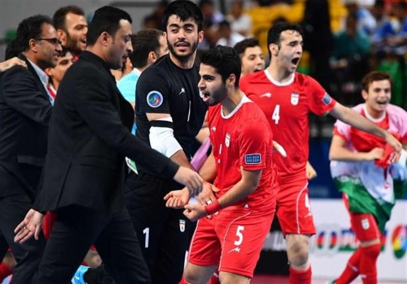 Iran Beats Hong Kong at AFC U-20 Futsal Championship 2019
