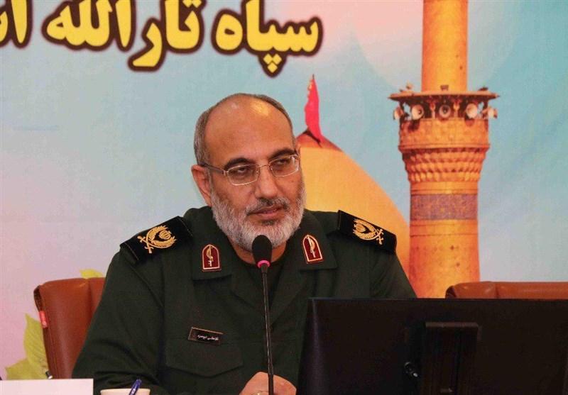 فرمانده سپاه کرمان: روزانه 6500 دانشآموز از موزه دفاع مقدس استان کرمان بازدید میکنند