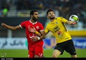 Sepahan Moves Top of Iran professional League Table