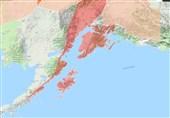زلزله قوی آلاسکا را لرزاند