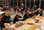 المپیاد جهانی شطرنج زیر 16 سال  سکو و مدال از دست ایران پرید