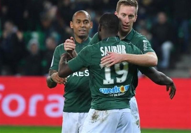 فوتبال جهان|نیس و سناتین رقبایشان را شکست دادند
