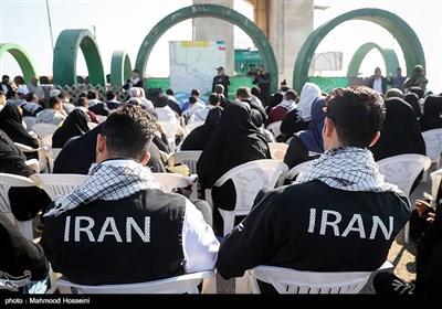 اردوی راهیان نور کاروان فرهنگی، ورزشی مدال آوران کشور