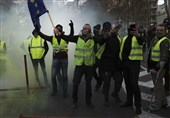 Belgian Police Clash with Yellow Jacket Protesters in Brussels (+Video)