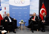 دیدارهای اردوغان در حاشیه نشست جی 20