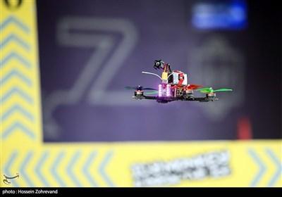 مسابقات گرافیتی و کواد کوپتر ( FPV Drone Racing )