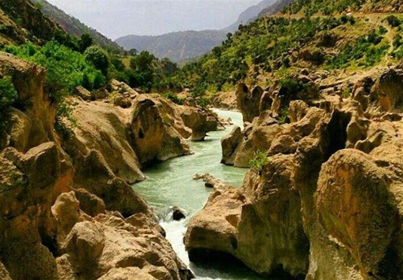 The Khersan River: The Largest Tributary of Karoon River, Iran - Tourism news