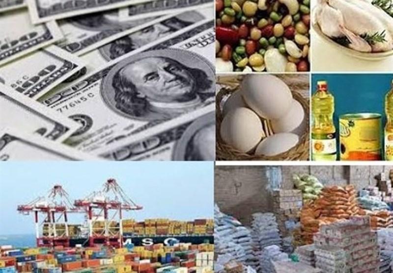 تخصیص 2.8میلیارد دلار ارز دولتی به کالاهای اساسی