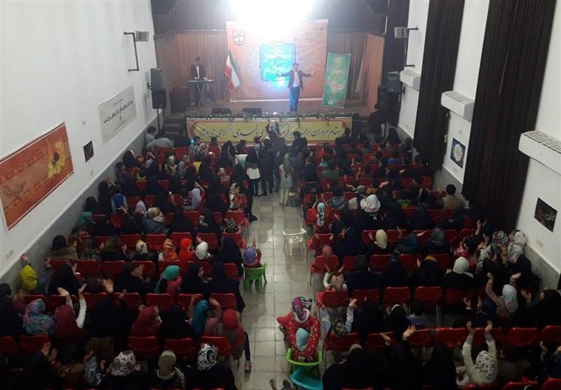 زنگ جشن «تئاتر و مردم» در کاشان به صدا در آمد