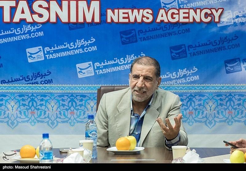 "العمید کوثری لـ""تسنیم"": اعتراف بعض مثیری الشغب بصلتهم بالکیان الصهیونی"