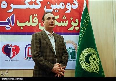 حجت مرتضائیان عضو هیات مدیره انجمن قلب کودکان ایران