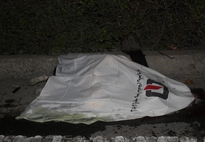 تصادف مرگبار در اتوبان تهران - قم + عکس