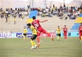 لیگ برتر فوتبال|تساوی یک نیمهای پارس جنوبی و تراکتورسازی