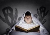 آیا خواندن داستانهای ترسناک برای کودکان خوب است؟
