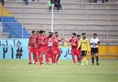 لیگ برتر فوتبال|بازگشت تراکتورسازی به رده سوم جدول با پیروزی مقابل پارس جنوبی