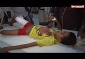 ارتفاع حصیلة ضحایا قصف الغزاة على منازل المواطنین بالحدیدة إلى 14 شهیدا وجریحا
