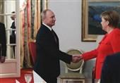 گفتگوی مرکل و پوتین درباره اوکراین و سوریه