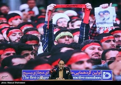 سخنرانی حسن رحیمپور ازغدی در اولین گردهمایی فعالان فضای مجازی بسیج