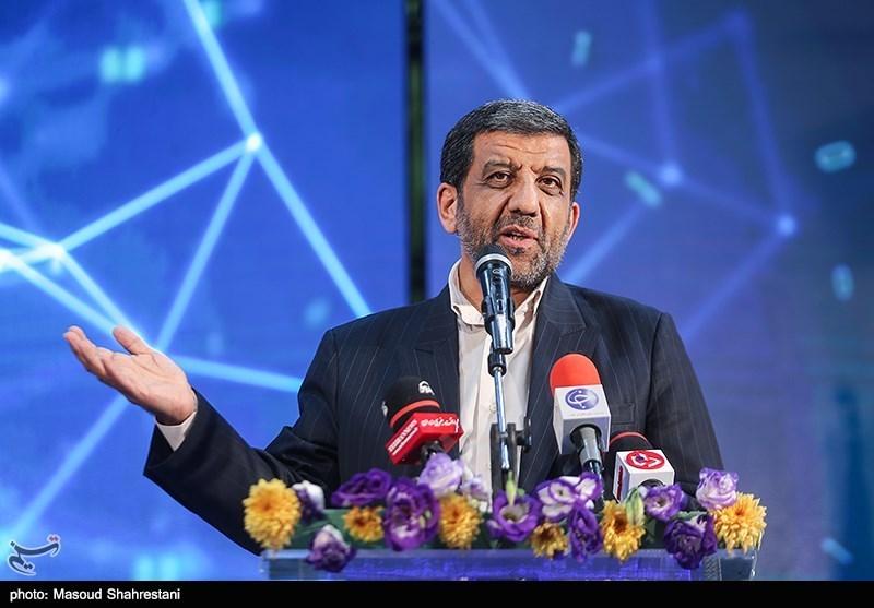 سخنرانی عزتالله ضرغامی عضو شورای عالی فضای در اولین گردهمایی فعالان فضای مجازی بسیج مجازی