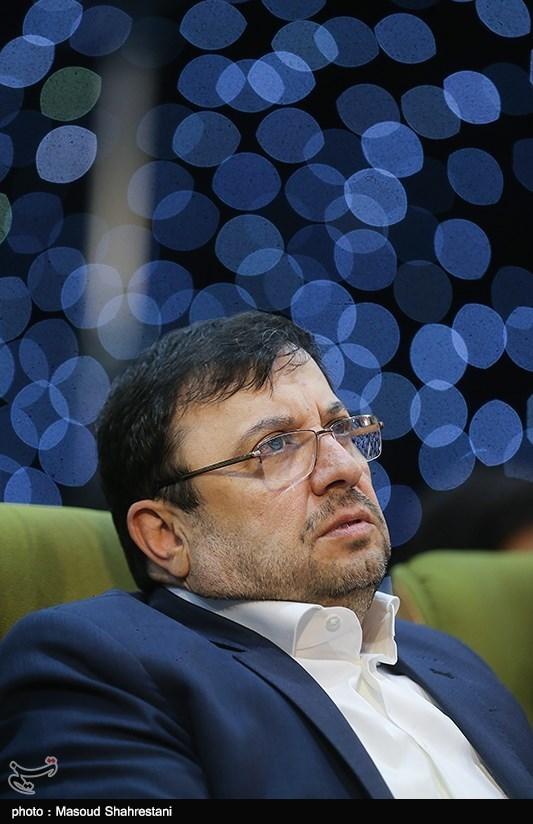 ابوالحسن فیروزآبادی دبیر شورای عالی فضای مجازی در اولین گردهمایی فعالان فضای مجازی بسیج