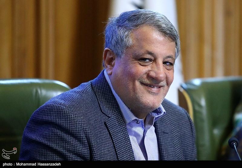 محسن هاشمی رئیس شورای شهر تهران