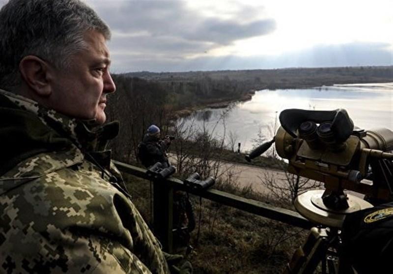 اوکراین خواستار حضور نظامی غرب در دریای سیاه شد