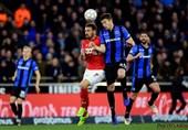 ژوپیلر لیگ بلژیک| 3 امتیاز خانگی کلوب بروژ با بازگشت به رده دوم