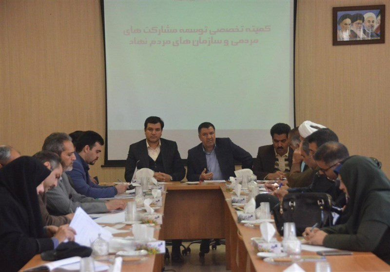 433 سازمان مردم نهاد در استان خراسان جنوبی فعالیت دارند